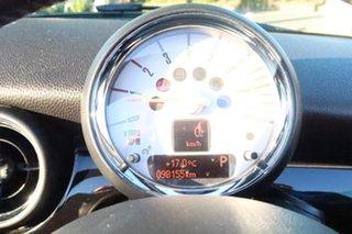 2013 Mini Cabrio R57 LCI Cooper S Steptronic Brown 6 Speed Sports Automatic Convertible