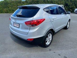 2013 Hyundai ix35 LM2 Active Diamond Silver 6 Speed Sports Automatic Wagon.