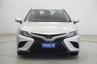2019 Toyota Camry ASV70R Ascent Sport Silver 6 Speed Sports Automatic Sedan.
