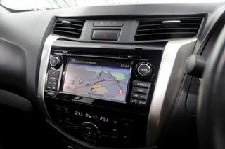 2017 Nissan Navara D23 S2 ST-X 4x2 Grey 6 Speed Manual Utility