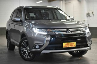 2016 Mitsubishi Outlander ZK MY17 LS 4WD 6 Speed Constant Variable Wagon.