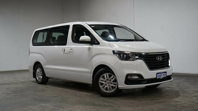 Used Hyundai iMAX TQ4 MY20 Active Welshpool, 2019 Hyundai iMAX TQ4 MY20 Active White 5 Speed Automatic Wagon