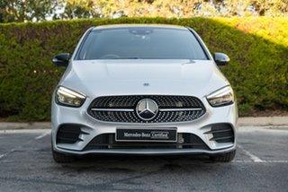 2019 Mercedes-Benz B-Class W247 B180 DCT Iridium Silver 7 Speed Sports Automatic Dual Clutch