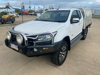 2017 Holden Colorado RG MY17 LTZ Pickup Space Cab White/181017 6 Speed Sports Automatic Utility