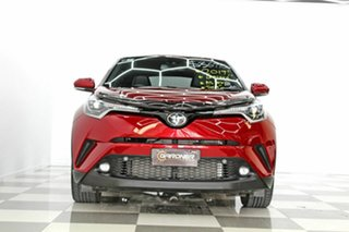 2019 Toyota C-HR NGX50R Update Koba (AWD) Red Continuous Variable Wagon