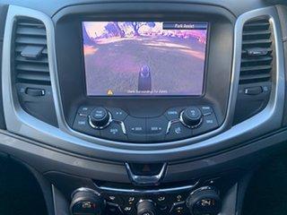 2014 Holden Commodore VF MY14 Evoke Green 6 Speed Sports Automatic Sedan