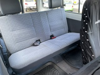 2009 Toyota Landcruiser VDJ78R GXL Troopcarrier 5 Speed Manual Wagon