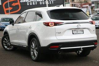 2018 Mazda CX-9 TC Azami SKYACTIV-Drive i-ACTIV AWD LE White 6 Speed Sports Automatic Wagon.
