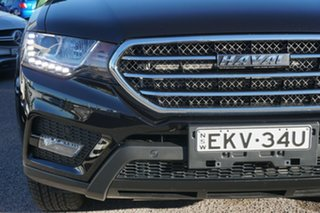 2020 Haval H6 Lux DCT Black 6 Speed Sports Automatic Dual Clutch Wagon