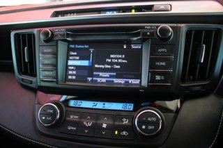 2017 Toyota RAV4 ASA44R GXL AWD Blue Gem 6 Speed Automatic Wagon