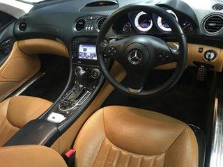 2011 Mercedes-Benz SL-Class R230 MY10 SL500 7G-Tronic Black 7 Speed Sports Automatic Roadster