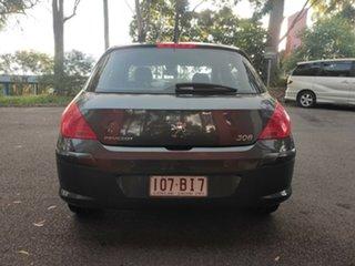 2009 Peugeot 308 T7 XSE Metallic Grey 4 Speed Sports Automatic Hatchback