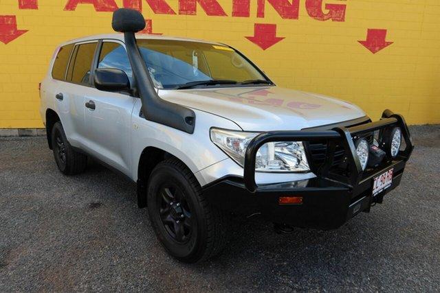 Used Toyota Landcruiser VDJ200R MY13 GX Winnellie, 2015 Toyota Landcruiser VDJ200R MY13 GX Silver 6 Speed Sports Automatic Wagon