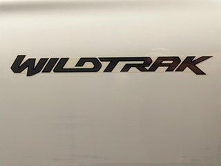 2017 Ford Ranger PX MkII Wildtrak Double Cab Frozen White 6 Speed Sports Automatic Utility