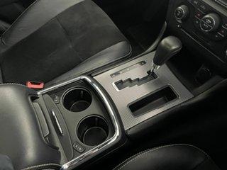 2011 Dodge Charger SRT 6.4L Hemi Black 5 Speed Automatic Sedan