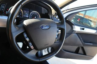 2014 Ford Falcon FG MkII XR6 Super Cab EcoLPi White 6 Speed Sports Automatic Cab Chassis