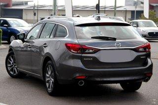 2021 Mazda 6 GL1033 Touring SKYACTIV-Drive Grey 6 Speed Sports Automatic Wagon