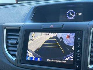 2015 Honda CR-V RM Series II MY16 VTi-S Grey 5 Speed Sports Automatic Wagon