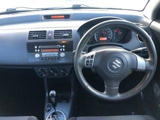 2008 Suzuki Swift RS415 Silver 4 Speed Automatic Hatchback