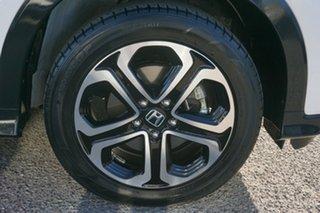 2018 Honda HR-V MY18 VTi White 1 Speed Constant Variable Hatchback