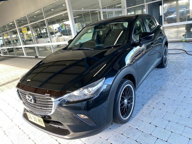 Used Mazda CX-3 DK Neo Taree, 2015 Mazda Default DK Neo Black 6 Speed Sports Automatic Wagon