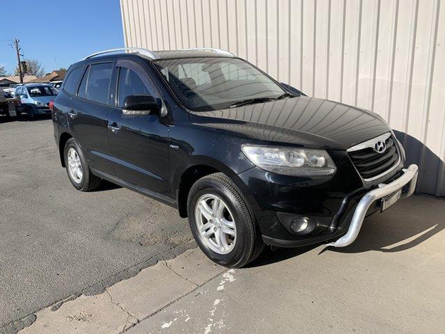 Used Hyundai Santa Fe CM MY11 Elite Horsham, 2011 Hyundai Santa Fe CM MY11 Elite 6 Speed Sports Automatic Wagon