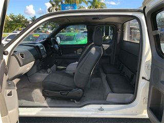 2008 Ford Ranger PJ XL White 5 Speed Manual Utility