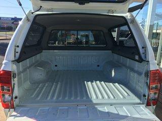 2012 Isuzu D-MAX (No Series) LS-M White Sports Automatic
