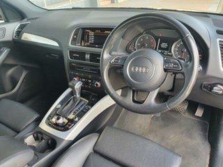 2016 Audi Q5 8R MY17 TDI S Tronic Quattro Lava Grey 7 Speed Sports Automatic Dual Clutch Wagon