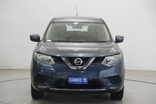 2016 Nissan X-Trail T32 TS X-tronic 2WD Blue 7 Speed Constant Variable Wagon.