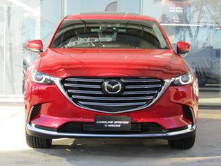 2017 Mazda CX-9 TC Azami SKYACTIV-Drive Red 6 Speed Sports Automatic Wagon.