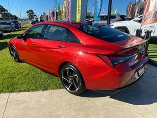 2020 Hyundai i30 CN7.V1 MY21 N Line D-CT Lava Orange 7 Speed Sports Automatic Dual Clutch Sedan