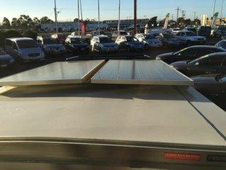 2011 Nissan Patrol GU MY08 DX (4x4) White 5 Speed Manual Leaf Cab Chassis