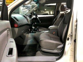 2006 Toyota Hilux KUN26R MY05 SR5 White 4 Speed Automatic Utility