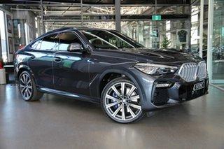 2019 BMW X6 G06 xDrive30d Coupe Steptronic M Sport Grey 8 Speed Sports Automatic Wagon.