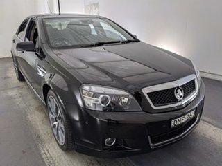 2015 Holden Caprice WN II MY16 V Black 6 Speed Sports Automatic Sedan.