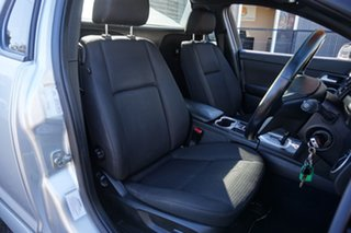 2010 Holden Ute VE MY10 SV6 Nitrate Silver 6 Speed Sports Automatic Utility