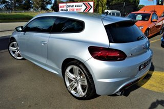 2012 Volkswagen Scirocco 1S MY13 R Coupe DSG Silver 6 Speed Sports Automatic Dual Clutch Hatchback