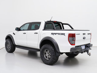 2019 Ford Ranger PX MkIII MY19 Raptor 2.0 (4x4) White 10 Speed Automatic Double Cab Pick Up