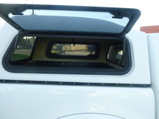 2009 Toyota Hilux KUN26R SR5 White Automatic Utility