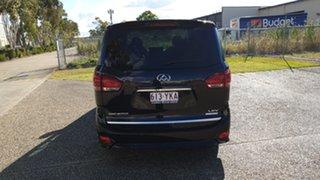 2018 LDV G10 SV7A Executive (9 Seat Mpv) Black 6 Speed Automatic Wagon