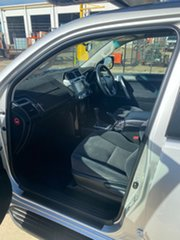 2015 Toyota Landcruiser Prado GDJ150R GXL Silver/200416 6 Speed Sports Automatic Wagon