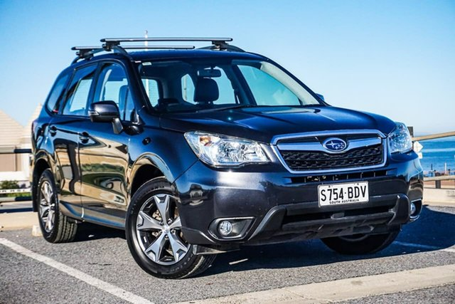 Used Subaru Forester S4 MY14 2.5i Lineartronic AWD Christies Beach, 2014 Subaru Forester S4 MY14 2.5i Lineartronic AWD Grey 6 Speed Constant Variable Wagon