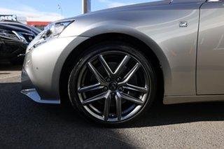 2015 Lexus IS350 GSE31R MY16 F Sport Titanium 8 Speed Automatic Sedan.