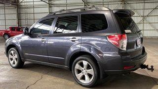 2008 Subaru Forester 79V MY08 X AWD Grey 4 Speed Automatic Wagon