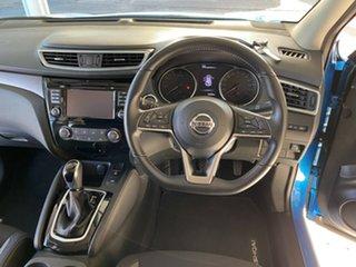 2019 Nissan Qashqai ST+ Blue Constant Variable Wagon