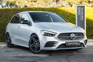 2019 Mercedes-Benz B-Class W247 B180 DCT Iridium Silver 7 Speed Sports Automatic Dual Clutch.