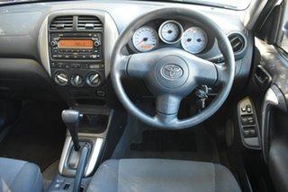 2004 Toyota RAV4 ACA23R CV White 4 Speed Automatic Wagon