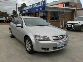 2010 Holden Berlina VE MY10 Silver 6 Speed Automatic Sportswagon.