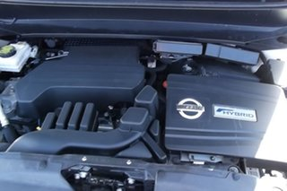 2015 Nissan Pathfinder R52 MY15 ST X-tronic 2WD White 1 Speed Constant Variable Wagon Hybrid